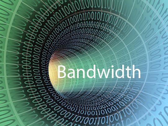 3. bandwidth